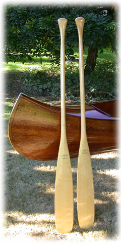 Willits Paddles