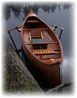 Willits Rowing Canoe